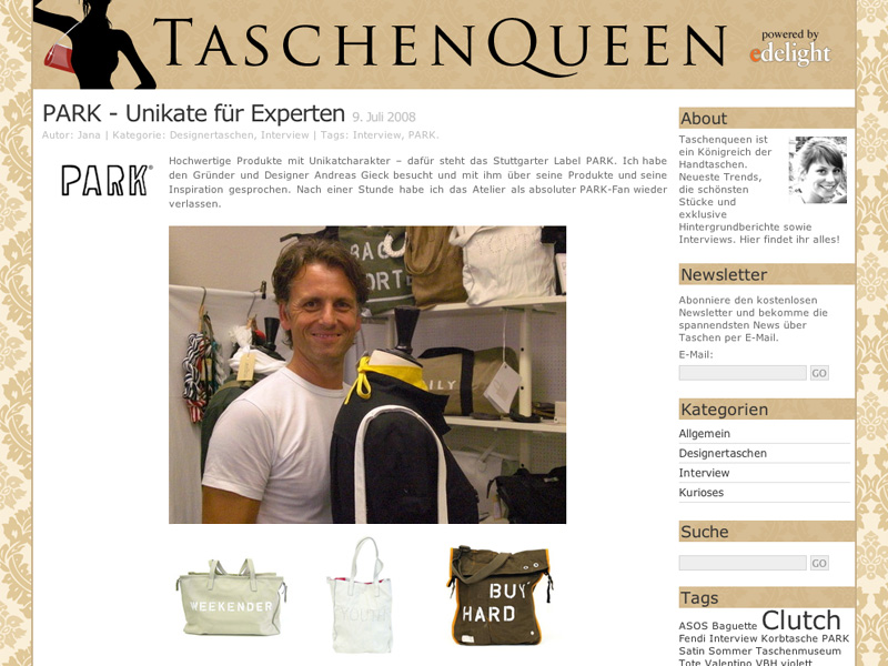 Taschenqueen